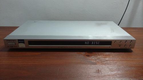 Reproductor De Dvd Sony Dvp-ns31p