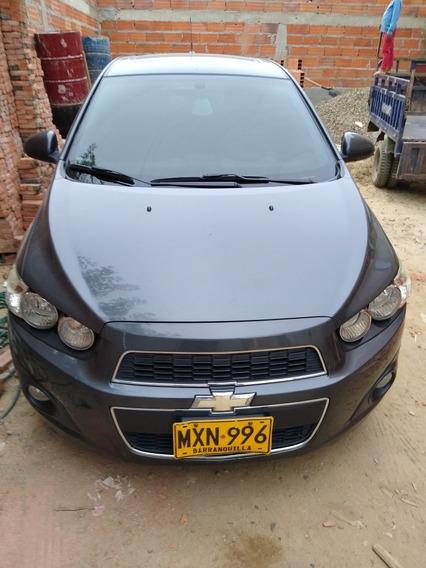 Chevrolet Sonic Ful Equipo Mecanico