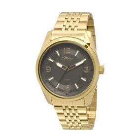 Relógio Masculino Condor Co2035kqb/4c - Dourado