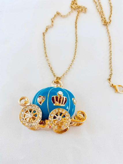 Collar Swarovski Elements Princesa Cenicienta