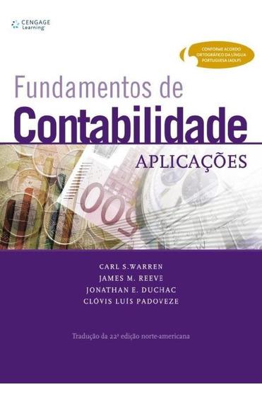 Fundamentos De Contabilidade - Aplicacoes