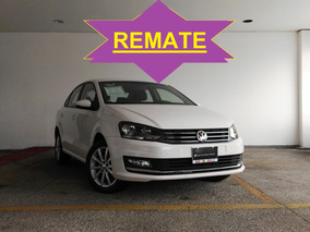 6266 Vw Vento Highline Tiptronic Blanco 2018 Demo