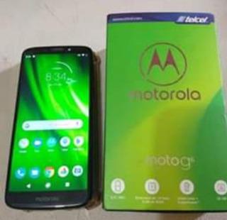 Vendo Celular Motorola G6 Play Dual Sim