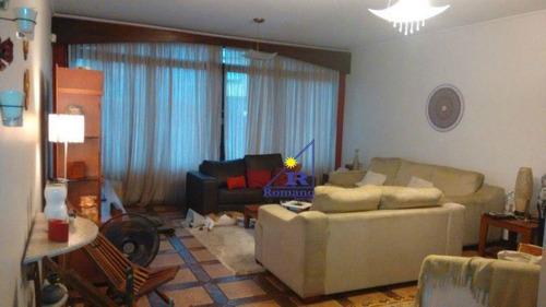 Casa Residencial À Venda, Alto Da Mooca, São Paulo. - Ca0061