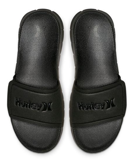 Sandalias Nike Hurley Fusion Slide Hombre Originales