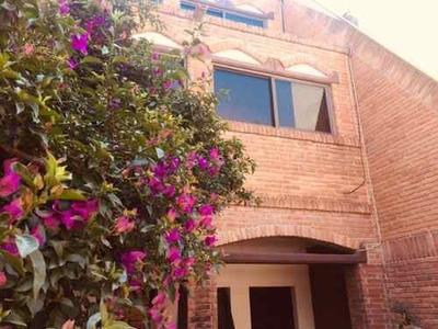 Casa En Renta Ideal Para Oficinas En Loma Verde, Zona Poniente De San Luis Potosí