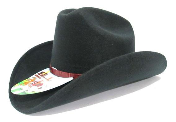 Sombrero Vaquero De Niño Forrado Nr Durango.