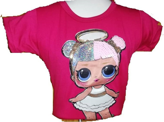 Blusas De Niñas Lol Surprise Ojos Con Luces