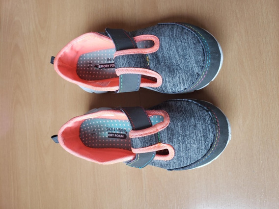 Zapatillas De Niña, Importadas Danskin Talle 28.5 O Us 11