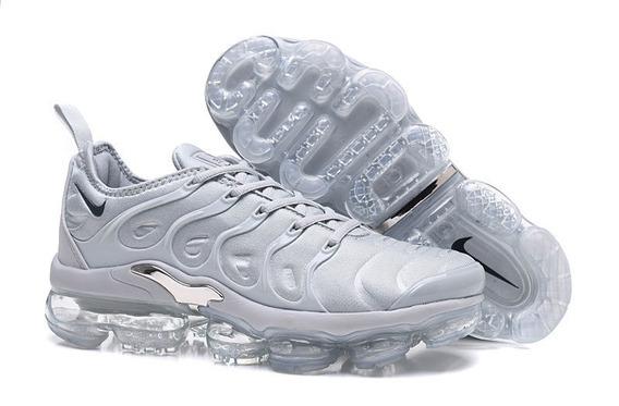 Vapormax Plus Nike Cinza Lançamento Original