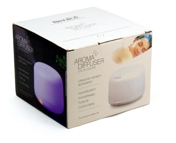 Humidificador Difusor Aromaterapia Para Aceite Esencial