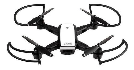 Drone Com Câmera Hd 1280p, Gps, Fpv, Alcance 150m Hawk Es257