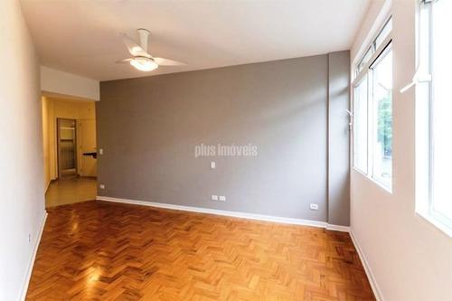 Apartamento Para Venda No Bairro Vila Buarque Em São Paulo - Cod: Mi128879 - Mi128879
