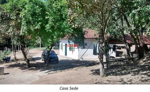 Otima Oportinidade!! Sitio Em Mairiporã, Com 10,89ha, Serra Da Cantareira Facil Acesso. - Ma2701
