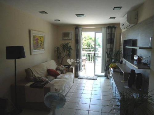 Imagem 1 de 30 de Apartamento À Venda, 70 M² Por R$ 580.000,00 - Itaipu - Niterói/rj - Ap38309