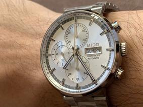 Relógio Mido Commander Chronograph Automatic M0144141103100