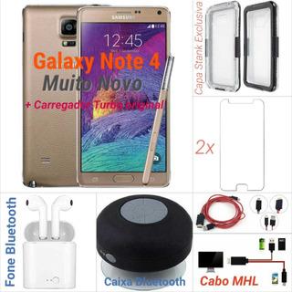 Samsung Galaxy Note 4 - Vários Acessórios