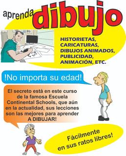 Curso De Dibujo Continental Schools