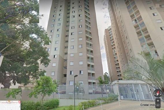 Apartamento Para Venda, 3 Dormitórios, Parque Taboão - Taboão Da Serra - 20928
