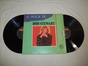 Lp Vinil - Rod Stewart - O Rock De Rod Stewart