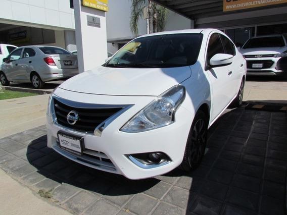 Nissan Versa Exclusive 2017