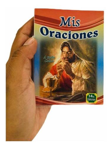 Mis Oraciones. Libro Católico De Oraciones