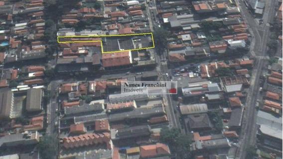 Vila Matilde-zl/sp - Área De 1842m² Para Apartamentos Ou Uso Comercial - Te0051