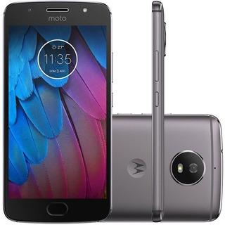 Celular Motorola Moto G5s G5 S 32gb Dual Xt1792 - Vitrine