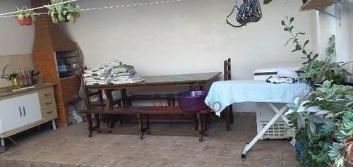 Casa Com 2 Dormitórios À Venda, 101 M² Por R$ 360.000,00 - Jardim Petrópolis - Bauru/sp - Ca3313
