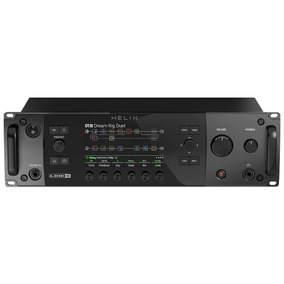 Line 6 Helix Rack Multi-effects Rack Processor