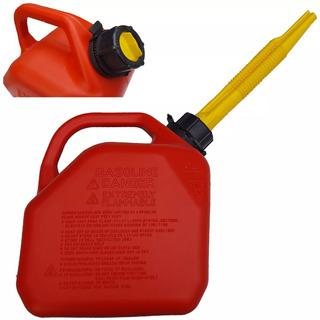 Bidón Combustible Scepter 20 Litros Con Pico Rojo