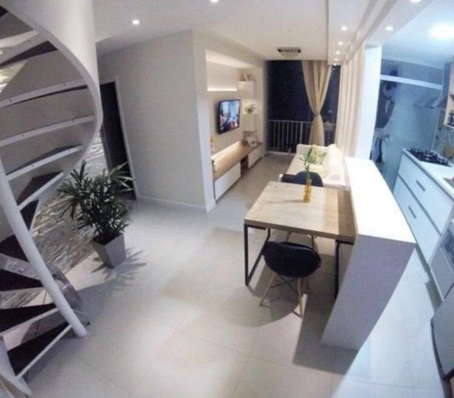 Apartamento - Cobertura, Para Venda Em Rio De Janeiro/rj - Md0494