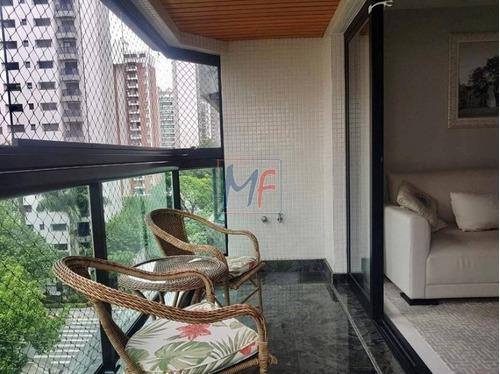 Imagem 1 de 17 de Ref  13.081- Excelente Apartamento Localizado No Bairro Planalto Paulista, 2 Dorms, Sendo 1 Suíte, 2 Vagas De Garagem, 135 M² De Área Util. - 13081