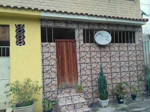 Casa Em Raul Veiga, São Gonçalo/rj De 85m² 2 Quartos À Venda Por R$ 170.000,00 - Ca312067