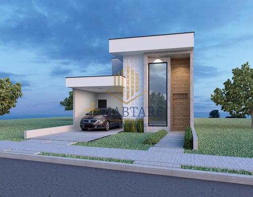 Casa Em Condomínio Para Venda Em Indaiatuba, Jardim Mantova, 3 Dormitórios, 1 Suíte, 3 Banheiros, 3 Vagas - Casa 430_1-1763603