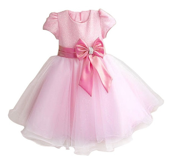 Vestido Infantil Festa Princesa Noite 3 Saias De Tule