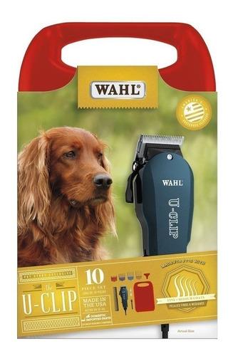 Imagen 1 de 10 de Maquina Para Cortar Pelo Para Mascotas Wahl U Clip Accesorio