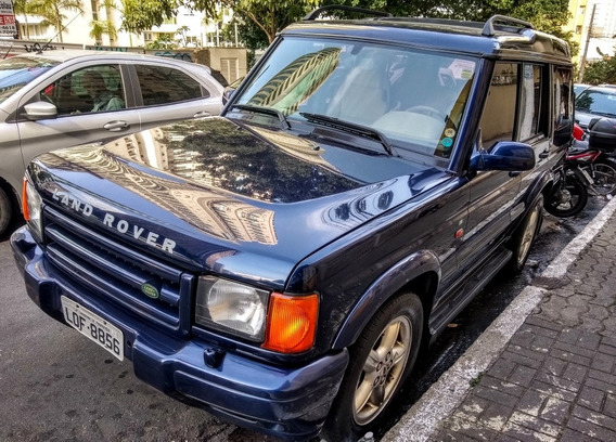 Land Rover Discovery 2001 - Td5
