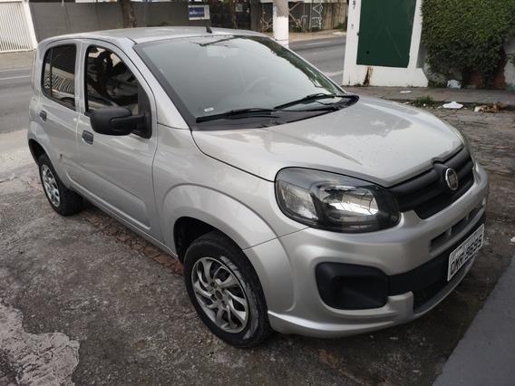 Fiat Uno Drive 1.0 Flex 6v 5 Portas - Completo