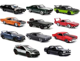 Autos A Escala 1/32 Fast And Furious Rápidos Y Furiosos