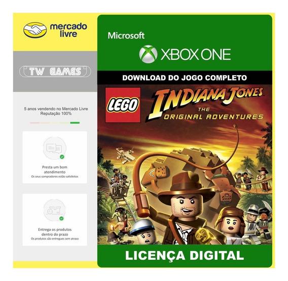 Lego Indiana Jones 1 Digital Retrocompativel Xbox One
