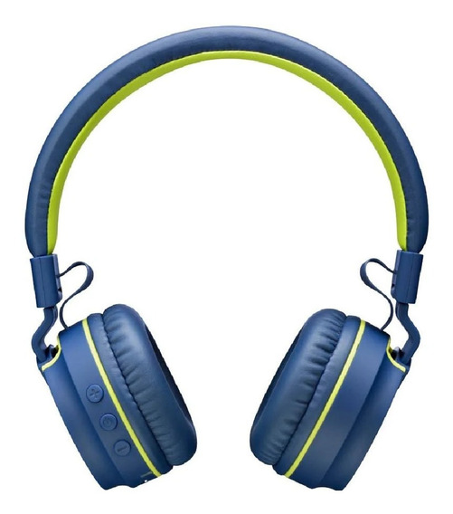 Fone De Ouvido Headphone Com Bluetooth Multilaser Ph218