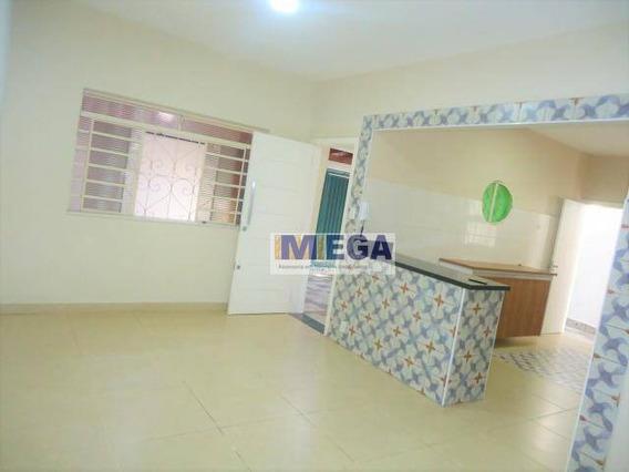 Casa Com 2 Dormitórios À Venda, 150 M² Por R$ 393.000 - Jardim Conceição - Campinas/sp - Ca1449