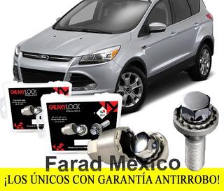 Tuercas Seguridad Ford Escape Ecoboost 2012-2016