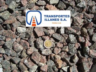 Piedra Partida X 30tn O 23mt3 Construccion Camino Estacionam