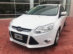 Ford Focus 2.0 Se Plus Mt Blanco 2015 96.000 Km Roas