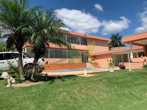 Imagem 1 de 15 de Lindissíma Chacará Em Atibaia Em Condomínio Fechado! - 952