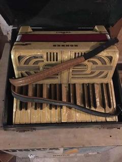 Acordeon Piano Hohner Alemán