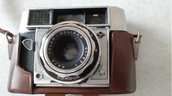 Máquina Fotográfica Agfa (nao Funciona) 121