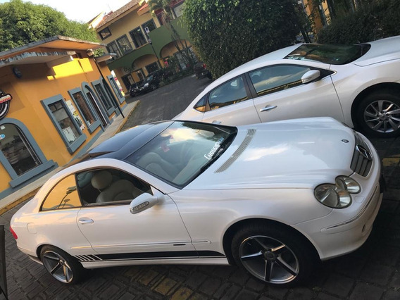 Mercedes-benz Clk Elegance Coupe